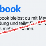 Facebook zensiert fleißig unliebsame Kanäle